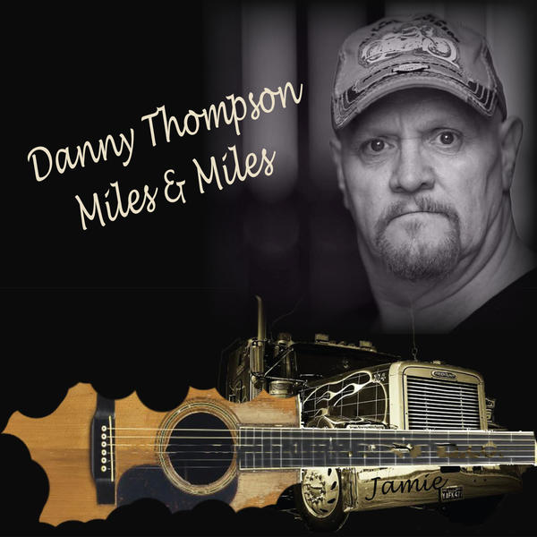 danny thompson new-album-cover